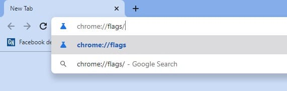 Head to the Chrome://flags/