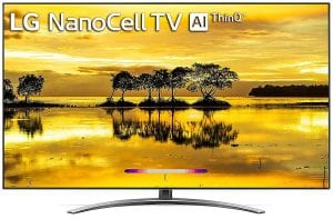 LG 189 cm (75 inches) 4K Ultra HD Smart NanoCell TV 75SM9400PTA