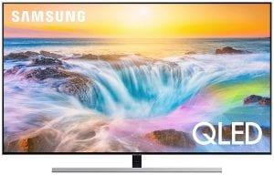Samsung 163 cm (65 Inches) 4K Ultra HD Smart QLED TV QA65Q80RAKXXL