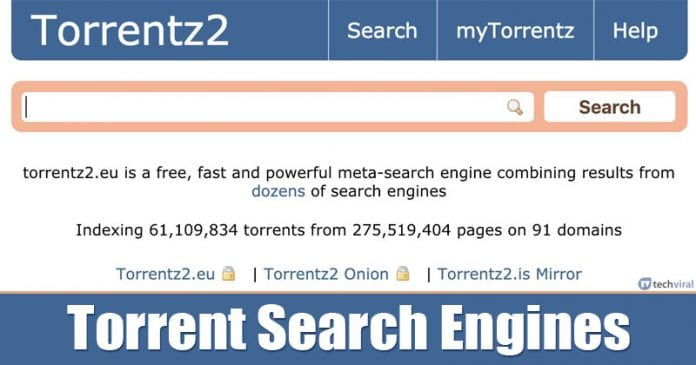 15 Best Torrent Search Engines in 2020 [Find Any Torrent]