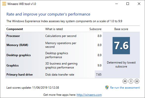 Cómo comprobar la puntuación de la experiencia en Windows 10 (3 métodos)