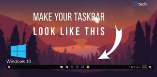 How to Center the Taskbar Icons in Windows 10