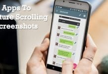 10 Best Apps To Take Scrolling Screenshots On Android in 2020