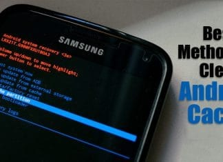 4 Best Methods To Clear Android Cache