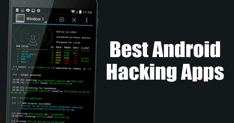 20 Best Android Hacking Apps In 2020 Rooted Non Rooted