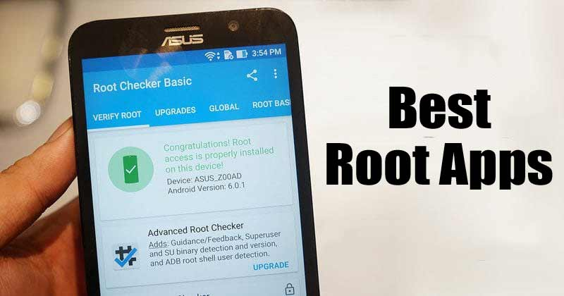 10 Best Root Apps For Rooted Android Device In 2020