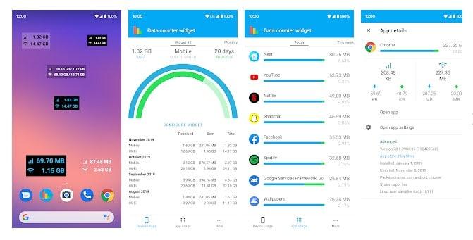 Cara Menampilkan Indikator Kecepatan Internet di Status Bar Android