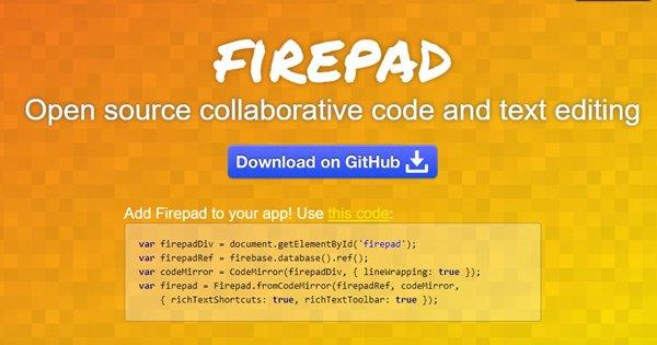 Firepad