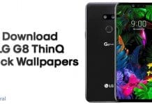 Download LG G8 ThinQ Stock Wallpapers [Full HD Resolution]