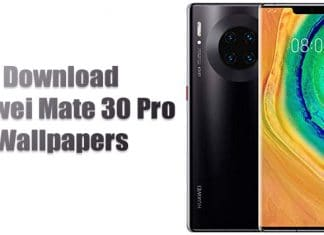 Download Huawei Mate 30 Pro Stock Wallpapers (FHD+ Resolution)