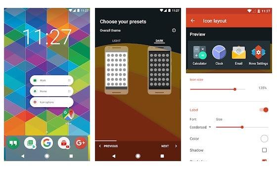 Launcher Android Dengan Fitur Hemat Baterai