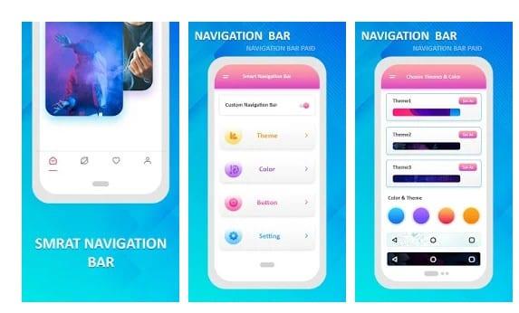 Smart Navigation Bar Pro