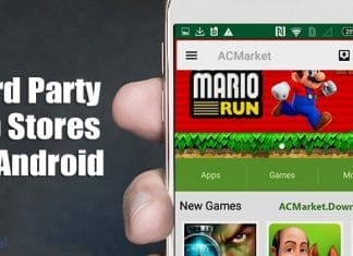 10 Best Third Party App Stores For Android