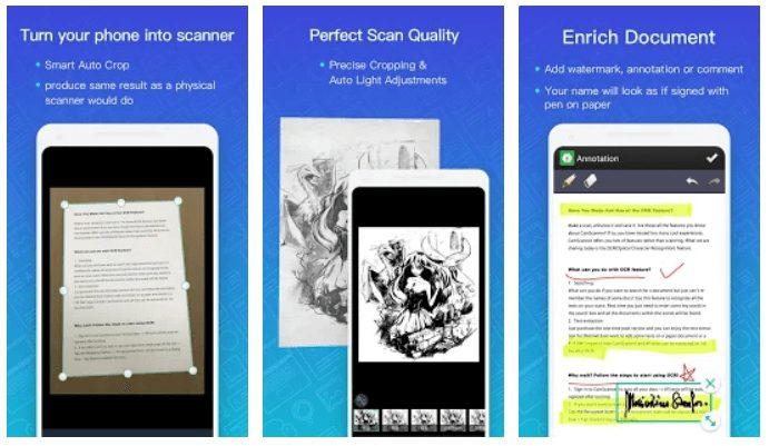 CamScanner - Scanner to scan PDF