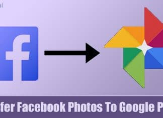 How To Transfer Facebook Photos To Google Photos On Android