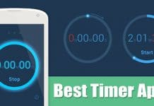 10 Best Timer Apps For Android Smartphone in 2020