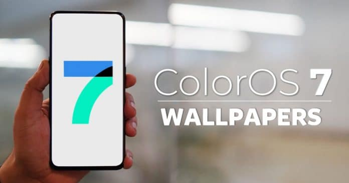 Download ColorOS 7 Stock Wallpapers (Full HD+ Resolution)