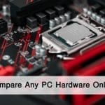 Compare Any PC Hardware Online