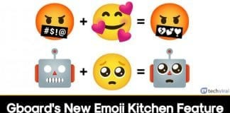 Here's how to Try Gboard's New Emoji Kitchen Feature