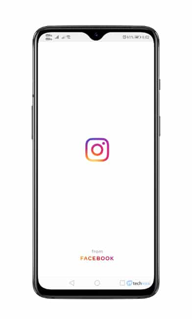 Open Instagram App