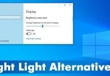 Best Windows 10 Night Light Alternatives 2021