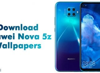 Download Huawei Nova 5z Stock Wallpapers (FHD+ Resolution)
