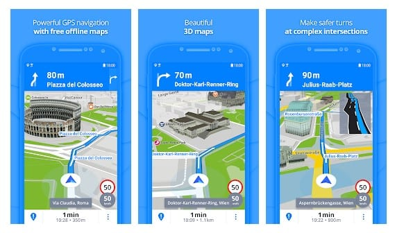 Offline GPS