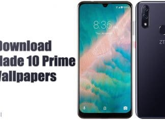 Download ZTE Blade 10 Prime Wallpapers (HD+ Resolution)