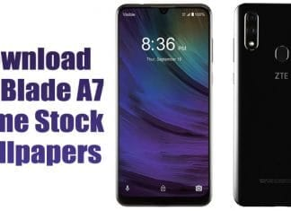 Download ZTE Blade A7 Prime Stock Wallpapers (FHD+ Resolution)