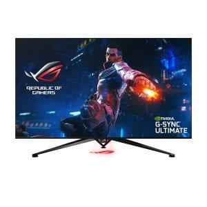 """Asus ROG Swift PG65UQ 65"""" HDR Gaming Monitor"""