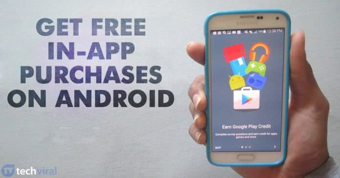 5 Best Apps To Get Free In-App Purchases on Android