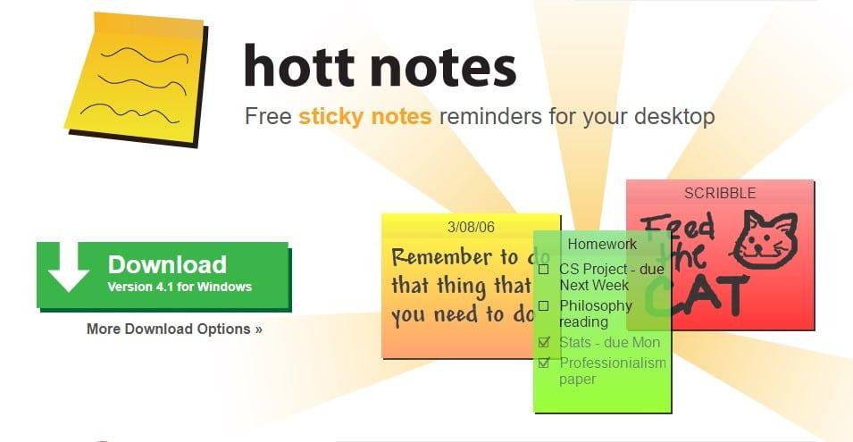 Hott Notes