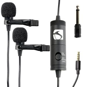Industry Standard Sound ISSLM200 Lavalier Microphone