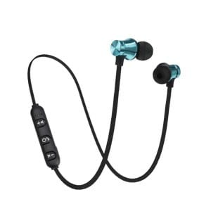 JIGAZO Magnetic Attraction Bluetooth Earphone