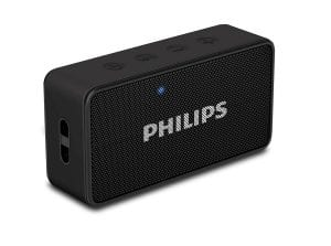 Philips BT60BK Bluetooth Wireless Portable Speaker