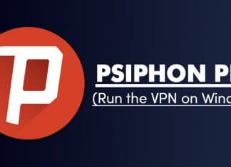 Psiphon Pro for PC - How Run the VPN on Windows