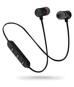 SBA999 A015 Light Weight Magnetic Bluetooth Headset