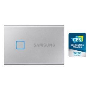 Samsung T7 Touch 1TB USB 3.2 Gen 2