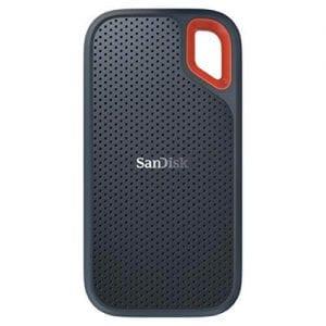 سانديسك 2 تيرا بايت SSD المحمولة المتطرفة