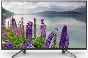 Sony 108 cm (43 Inches) Full HD Certified Android Smart LED TV