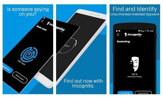 أفضل 10 تطبيقات مجانية للكشف عن برامج التجسس للاندرويد