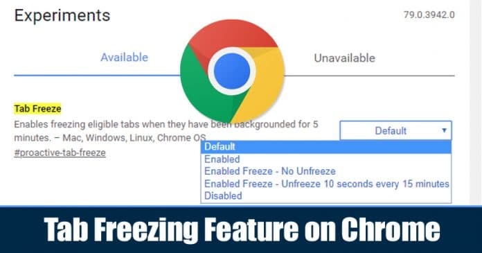 How To Enable & Use Tab Freezing Feature on Chrome