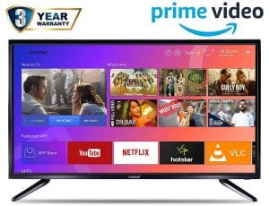 Viewme Ai PRO 80 cm (32) HD Ready Android Smart LED TV