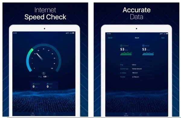 WIFI & Internet Speed Test from MushTrip