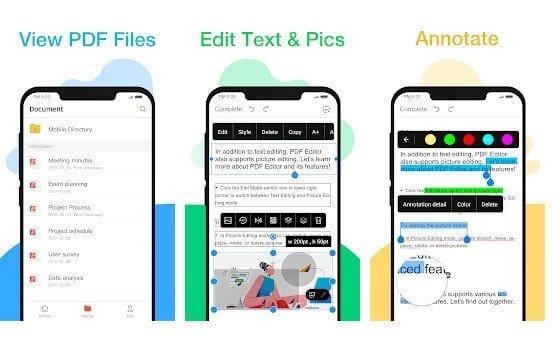 WPS PDF Pro