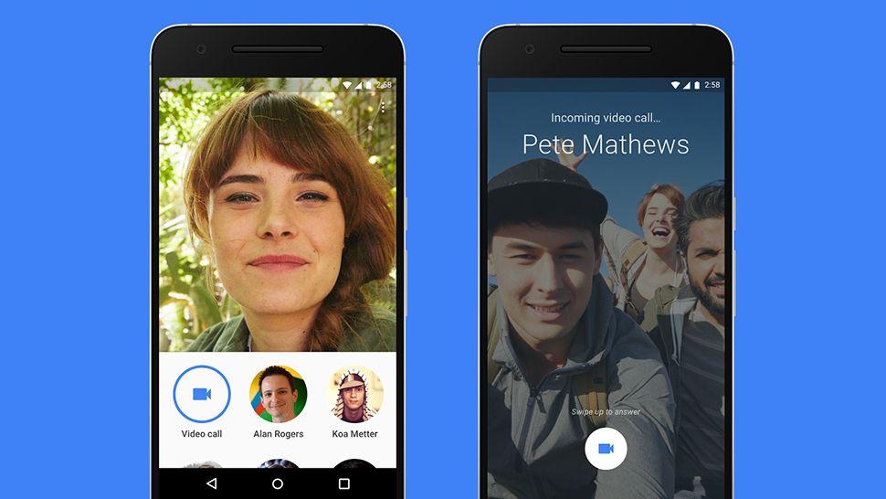 زيادة عدد المشاركين في مكالمة Google Duo Group ، ونوعية جيدة في النطاق الترددي المنخفض