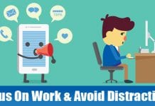 10 Best Tools To Focus On Work at Home & Avoid Distractions