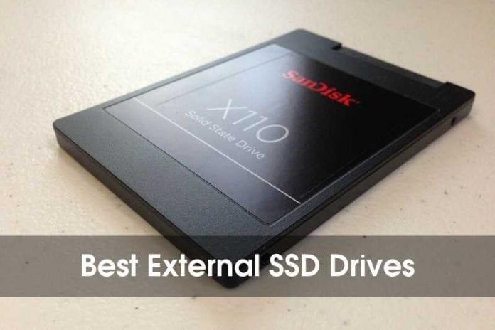 أفضل 10 محركات أقراص SSD خارجية يمكنك شراؤها