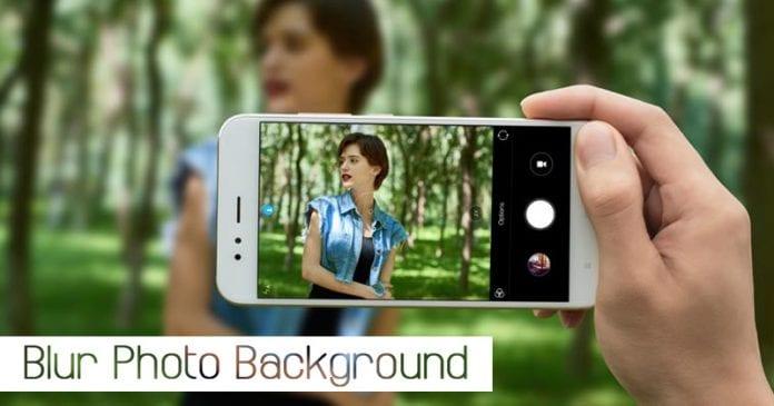 5 أفضل تطبيقات إندرويد لإضافة تأثير blur للخلفية في الصور