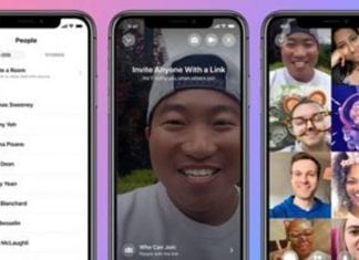 Facebook Messenger Rooms Brings Free Video Calling For Upto 50 People